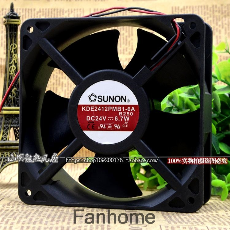 1PC ADDA Fan AD0824MB-A70GL 24V 0.1A