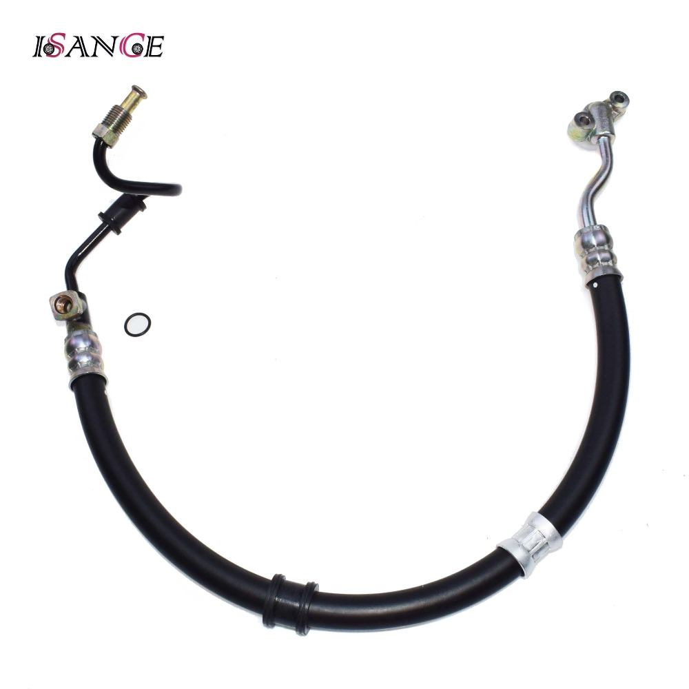 ISANCE Engine Power Steering Pressure Hose Pipe For Honda Civic EX HX LX 2001 2005 1