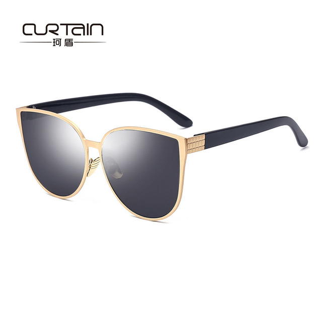 prezzi al dettaglio repliche moda firmata US $8.63 50% di SCONTO|Metallo dorato Cornici Uomo occhiali da sole 2018 di  Estate sunglases & optical occhiali di Lusso maschio occhiali lenti ...