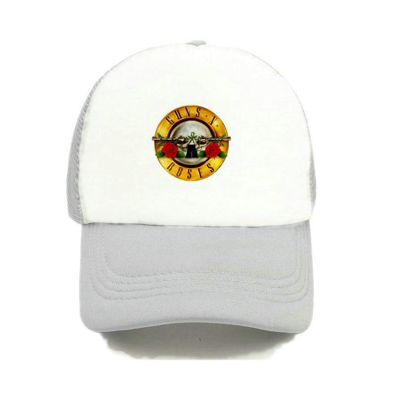Guns N Roses Baseball Cap Classic Band Logo new Official Black Strapback One