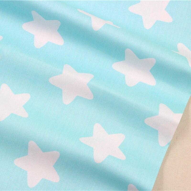1591455, 50 cm * 150 cm estrella tela de algodón serie, diy hecho a mano patchwo