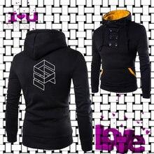Gown sport suit mens hoodies jacket hooded men hoody clothing