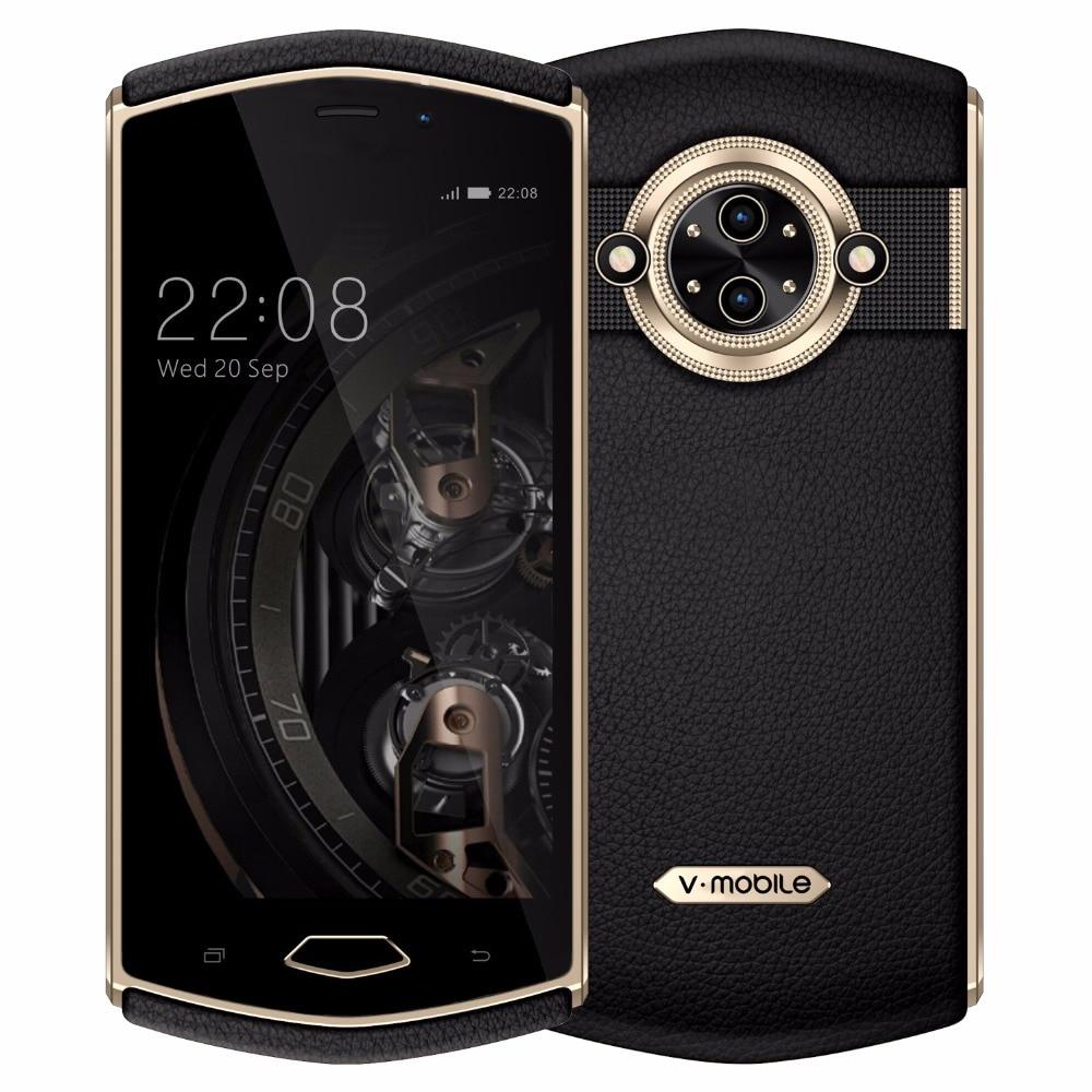 TEENO Vmobile 8848 Mobile Phone Android 7.0 5.0inch HD Screen 3GB + 32GB 8MP Daul Camera Celular Smartphone Unlocked Cell Phone