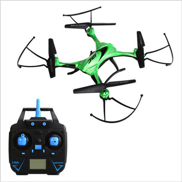 JJRC H31 Headless Mode Waterproof Resistance To Fall RC Quadcopter One Key Return Colorful LED Light 6 Axis Gyro Helicopter