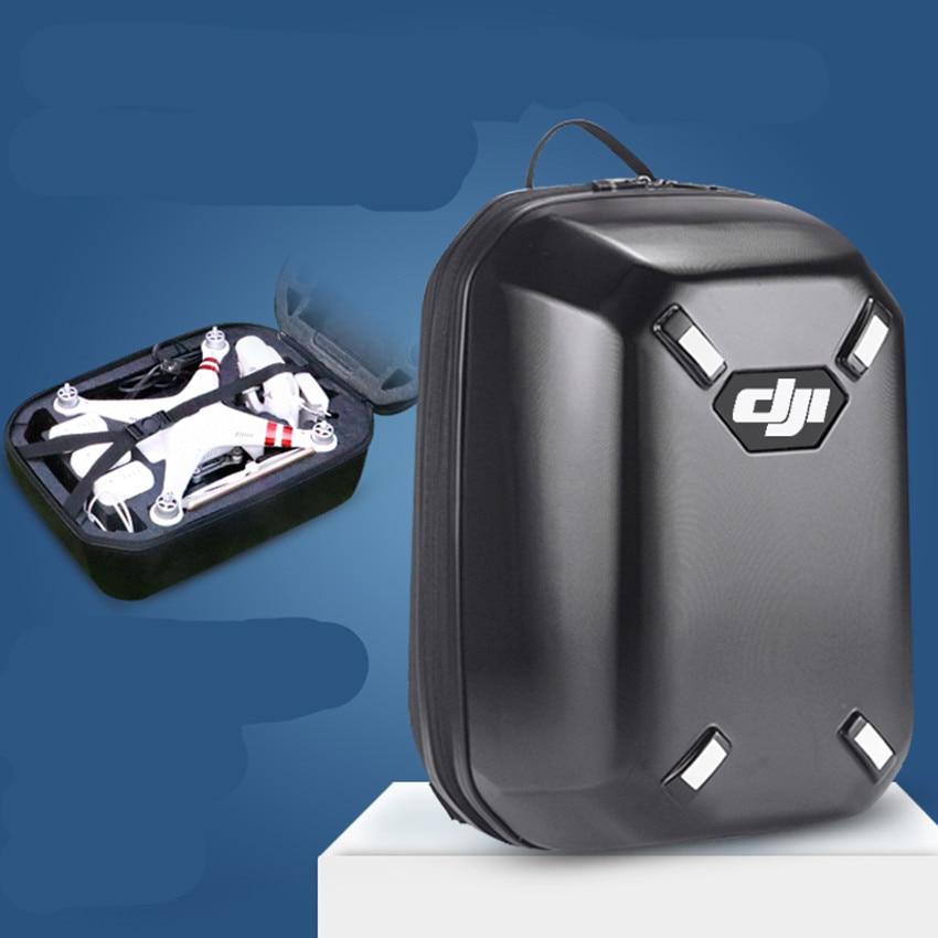 RC Drone DJI Phantom 4 Pro V2.0 Backpack Box Phantom 3 Standard Bag For Phantom 4/3 Series professional aluminum box handbag carry case for dji phantom 4 pro phantom 4 phantom 3 standard phantom 3 pro