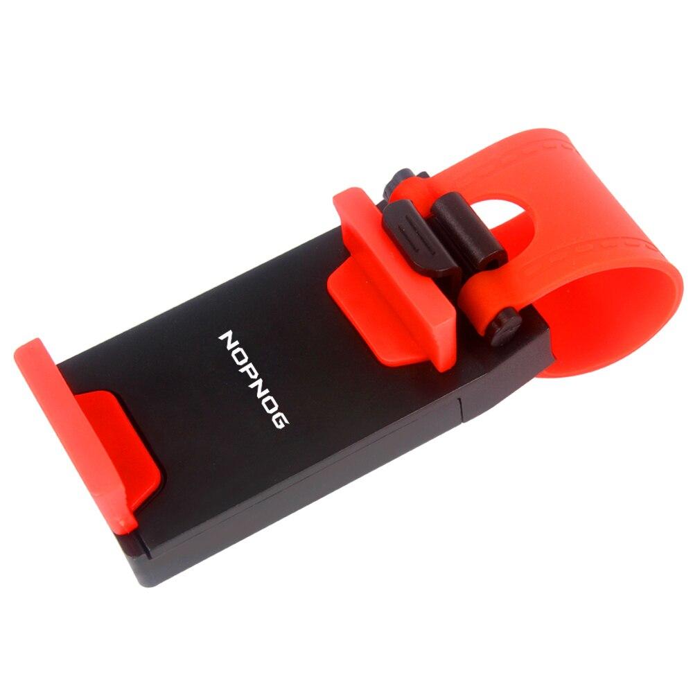 Универсальный рулевого колеса автомобиля мобильного телефона держатель Колыбели смарт клип крепление резинкой для Samsung iPhone 5 Ipod MP4 GPS