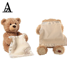Buy Peek A Boo Bear And Get Free Shipping On Aliexpress Com