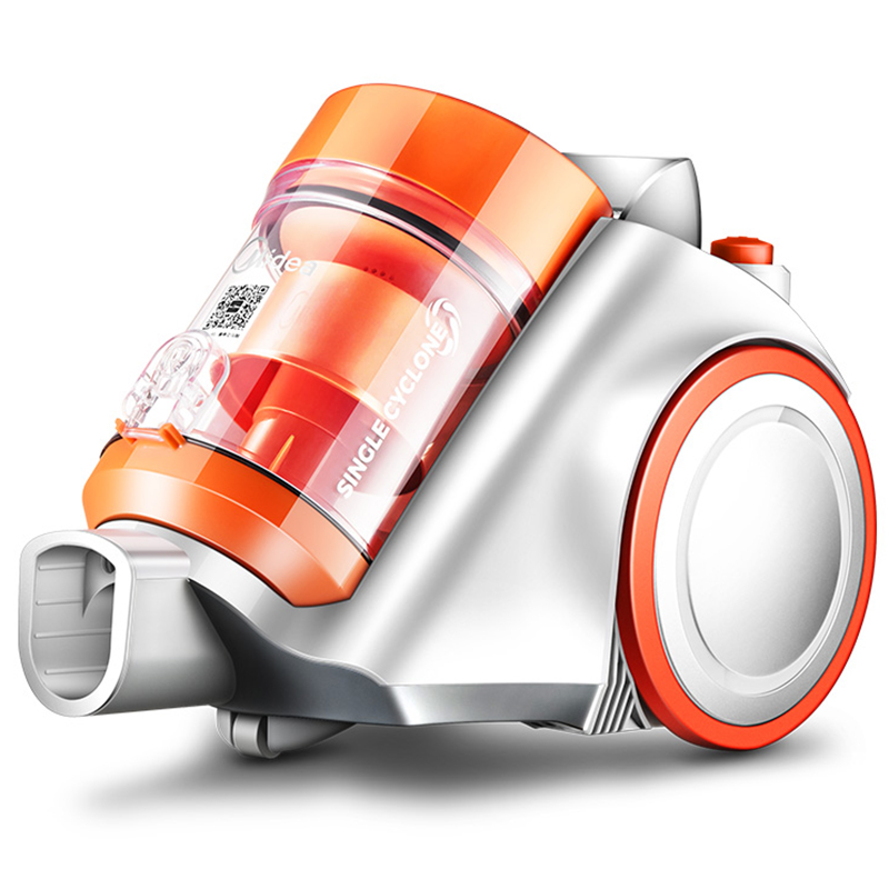Electric Handheld Vacuum Cleaner Home Strong Small High Power Handheld Horizontal Dust Removal Machine jiqi vacuum cleaner household small strong divide mite handheld pusher dog and cat pet hair carpet suction machine