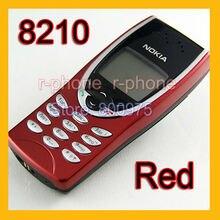 NOKIA 8210 мобильный телефон 8210 сотовых телефонов Восстановленный разблокированный GSM 900/1800