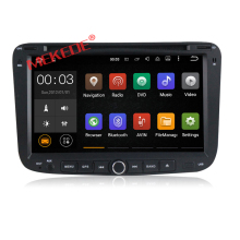 Free shipping Android7.1 2G RAM GEELY Emgrand EC7 2012 2013 2014 Car dvd player gps navigator radio 4G wifi Russian menu