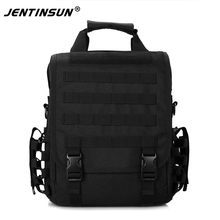 Waterproof Nylon font b Oxford b font Laptop Tablets Backpack Men Camouflage Bag Multifunctional Outgoing Military