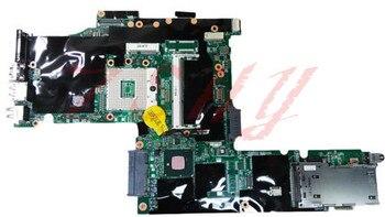 цена на for Lenovo ThinkPad T410 T410i laptop motherboard 48.4FZ10.031 QM57 ddr3 75Y4068 Free Shipping 100% test ok