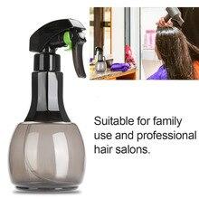 Подлинный многоразовый парикмахерский опрыскиватель для воды модный парикмахерский винтажный спрей бутылка особенные волосы опрыскиватели аксессуары для укладки волос