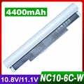 4400mAh ノートパソコンのバッテリー N110 N120 N140 N270B N510 NC10 NC20 NP AA-PB6NC6W AA-PB6NC6W/米国 AA-PB8NC8B AA-PL8NC6W