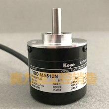TRD-MA256N TRD-MA512N NPN soild shaft rotary absolute encoder sensor trd na1024pw5m gray code absolute rotary encoder