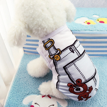 Style Dog Vest Pet Clothes