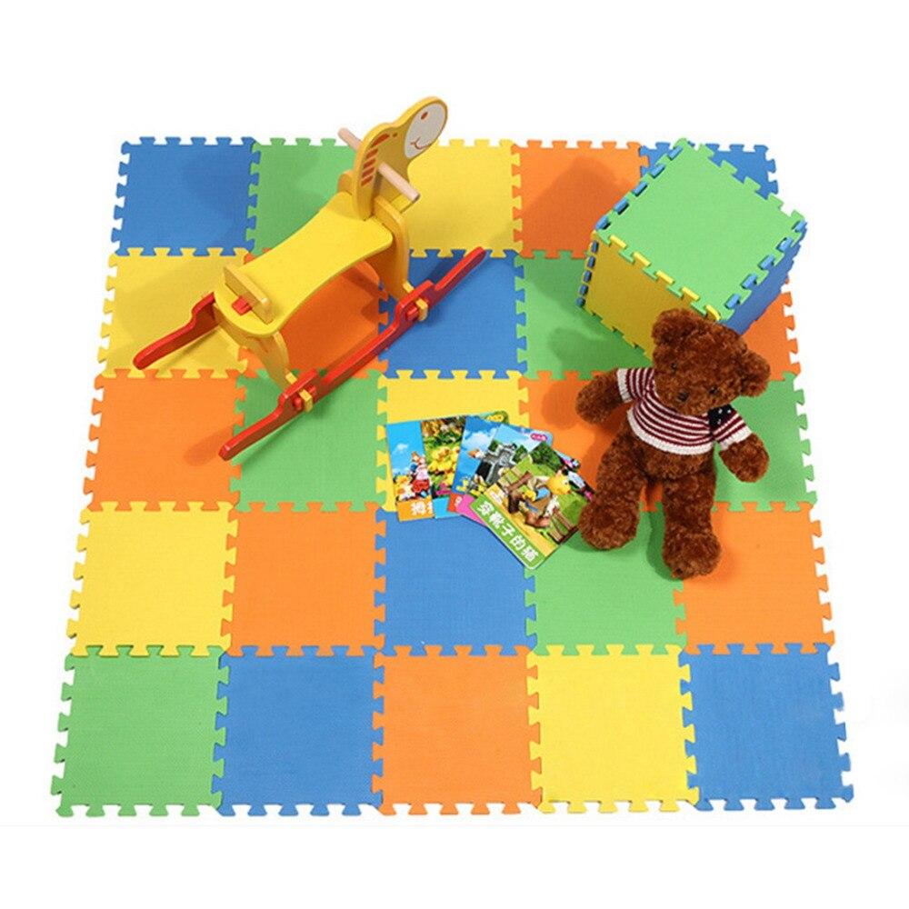 Foam floor tiles foam puzzle mat interlocking foam mats baby play foam floor tiles foam puzzle mat interlocking foam mats baby play mat crawling mat room game rug children baby toys 303008cm in play mats from toys doublecrazyfo Gallery