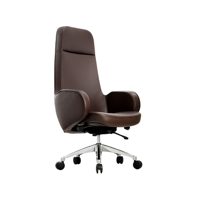 cheap luxury leather taste rotating ceo president general manager of high back comfort seat chairs executive chairs in office chairs from furniture
