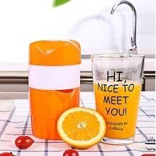 лучшая цена DIDIHOU Hand Press Juicer Tool Household Manual Juicer Juice Bottle Fruit Squeezer Machine Extractor Hand Press Cup