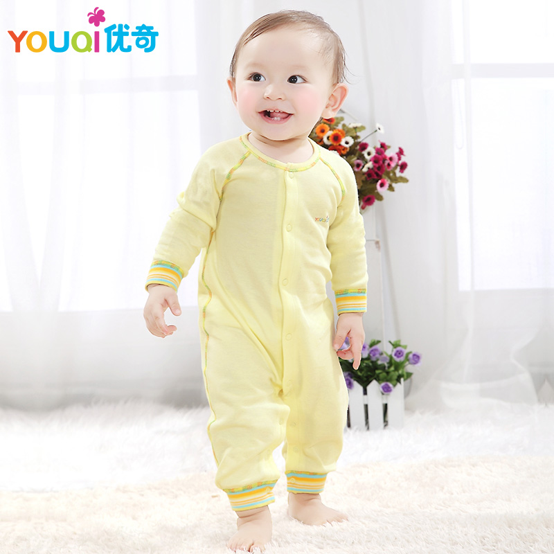 YOUQI-Quality-Baby-Boy-Clothes-Girl-Rompers-Unisex-Newborn-Toddler-Infant-Costumes-3-6-18M-Pajamas-Clothing-Autumn-Baby-Clothes-4