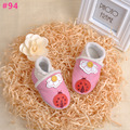 Ladybug Baby Shoes Kids Girl and Boy Newborn Soft Sole First Walker Infant Leather Moccasins Wholesale Autumn and Winter 2016