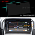 9 Дюймов GPS Навигации Экран Стали Защитная Пленка Для Suzuki Vitara 2016 Управления ЖК-Экран Стайлинга Автомобилей Стикер