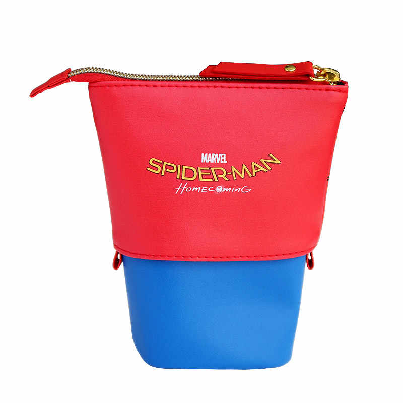 2019 Disney Marvel Spiderman Sang Trọng Đồng Xu Ví Sang Trọng Trẻ Em Chất Lượng Ví Pencilbag Túi Xách Cho Trẻ Em Quà Tặng Sinh Nhật