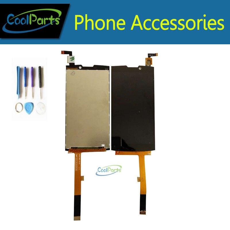 1 pc/lot Pour Highscreen Boost 2 SE 9169 9267 Pour innos D10 LCD Affichage Écran Et Écran Tactile Digitizer Assemblée avec Des Outils