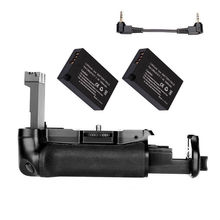 JINTU DSLR камера батарея+ 2x LP-E17+ зарядное устройство Комплект для CANON EOS 800D/77D/Rebel T7i/Kiss X9i камера