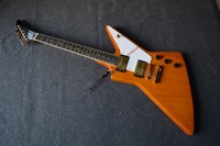 China S Guitar OEM High Quality 50th Anniversary 58 Korina Explorer Electric Guitar EMS Free Shipping