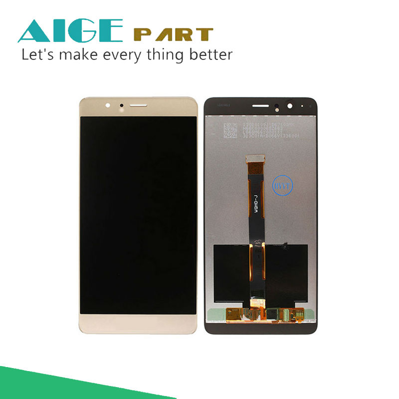 5.7 For Huawei Honor V8 LCD Display Touch Screen Digitizer For Huawei Honor V8 LCD Screen Glass Sensor Assembly Free Shipping