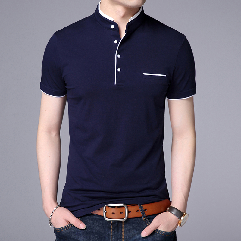 Summer Polo Shirt Men Casual Cotton Solid Color Poloshirt Men's Breathable Tee Shirt Golf Tennis Brand Clothes Plus Size 5XL Men Men's Clothings Men's Polo Shirts Men's Tops cb5feb1b7314637725a2e7: black|gray|light green|Navy blue|Red|White