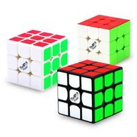 LeadingStar QiYi Valk3 Speed Puzzle Cube Valk 3 Professional Funny Toys Cube Toy Educational Toy For