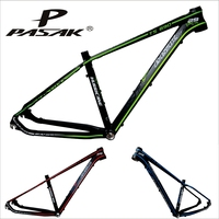 Origina Pasak Ts890 29 Aluminum Alloy Mountain Bike Frame Bicycle Frame Hurricane Ultra Light MTB Bike