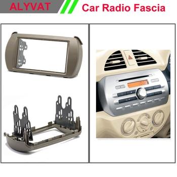 Car DVD CD stereo dash kit radio CD player install mount for MAZDA Carol SUZUKI Alto (HA25) Facia Dash CD Trim Install Kit