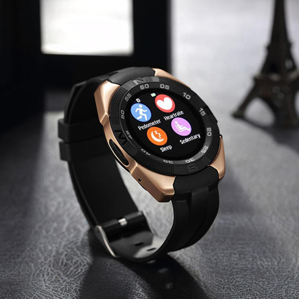 2018 NEW X4 Smart phone watch Heart Rate Step counter Stopwatch Ultra thin Bluetooth Wearable Devices Sport For IOS Android