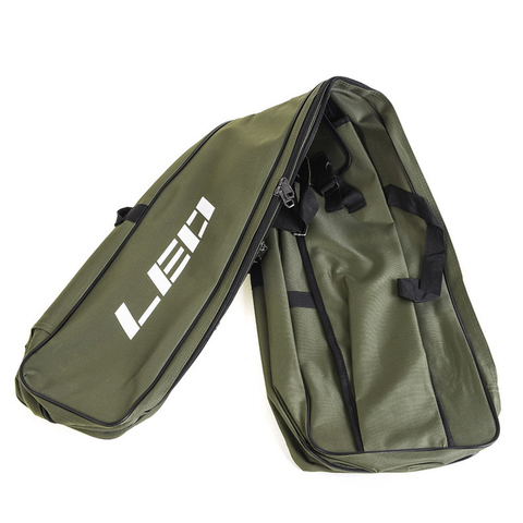 Leo Fishing Bags 130Cm Foldable Multi-Purpose Fishing Bags Fishing Rod Bags Zipped Case Fishing Tackle Bags Pouch Holder Lahore