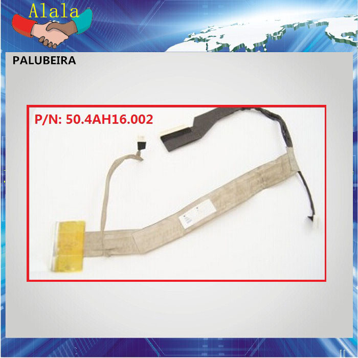 Palubeira Lvds Led Cable For Hp Compaq Cq60 G60 G60t Lcd