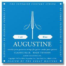 Augustine Classic Blue High Tension Classical Guitar Strings