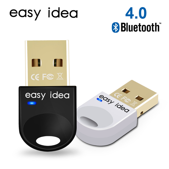 Không dây USB Bluetooth Adapter PC Loa Bluetooth CSR 4.0 Mini Bộ Thu Âm Thanh Bluetooth Tốc Độ Cao Bộ Phát Cho Máy Tính PC