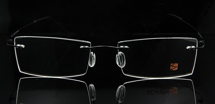 Titanium Eyeglasses Rimless (13)