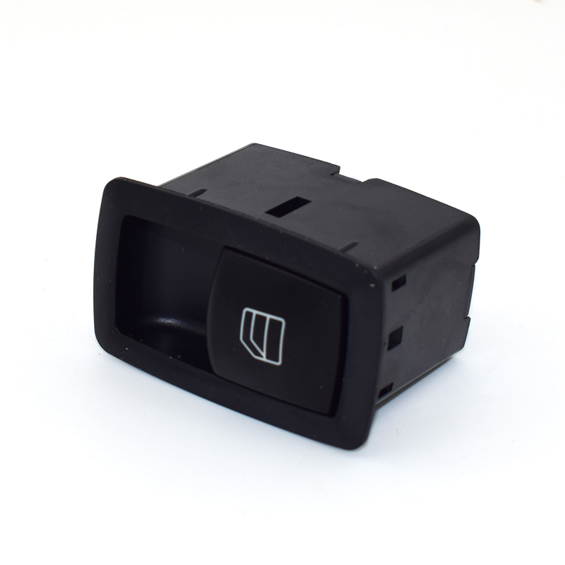 HURUNGO High Quality Master Power Window Left Front Driver Side Door Switch For Mercedes ML GL R Class A2518200510 2518200510