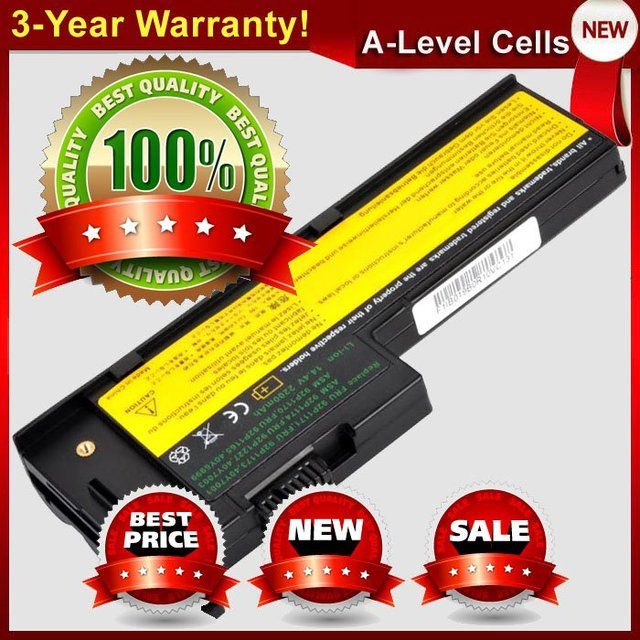 Laptop Battery For IBM LENOVO ASM 92P1168 92P1170 92P1172 92P1174 FRU 42T4505 42T4506 92P1163 92P1165 92P1167 92P1168 92P1169