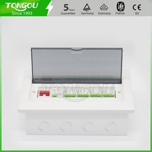 Фотография 5 years warranty  flush mounting 12 ways distribution consumer unit 63A 2P RCD circuit breaker protection switch box