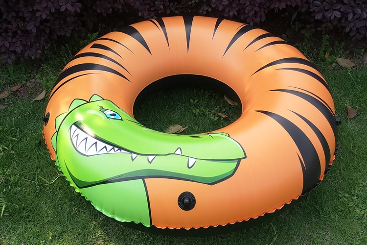 children pool Crocodile Inflatable Beach Toy Thicken Outdoor Kid 39 s Boat Water Play Toy Children Inflatable Summer Water Pool in Pool Rafts amp Inflatable Ride ons from Toys amp Hobbies