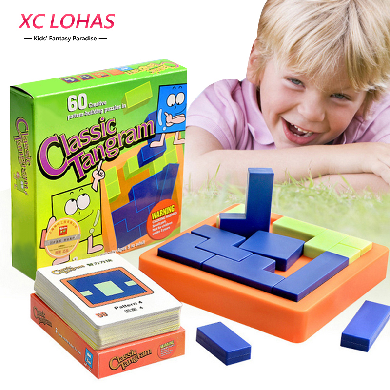 XC LOHAS Children Game Baby Learning Education Toys