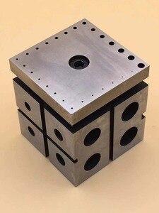 Image 1 - Bloque de estaca remachadora para relojes, herramienta de reloj con agujeros pequeños, remaches a yunque de 3,6mm, envío gratis