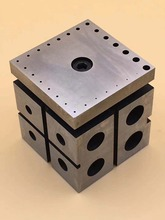 Free Shipping Riveting stake block small holes watch tool watchmakers rivets to 3.6mm anvil