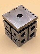 Gratis Verzending Klinken staak blok kleine gaten horloge tool horlogemakers klinknagels 3.6mm aambeeld