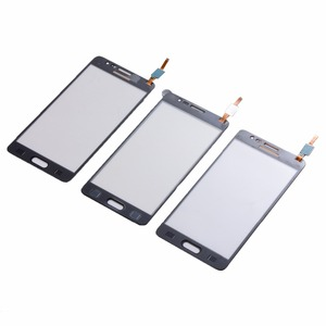For Samsung Galaxy J2 Prime SM-G532F G532 Touch Screen Digitizer Front Glass Panel+Home Button Return Key Keypad